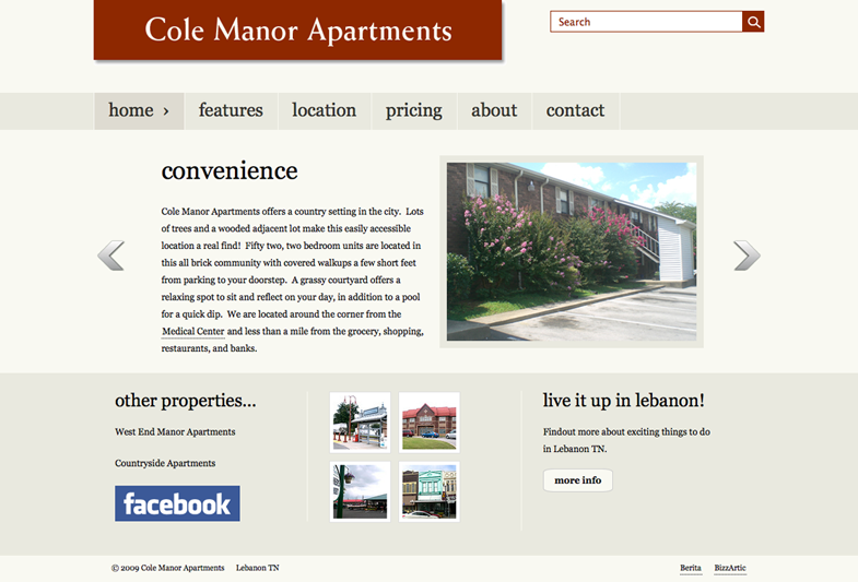 Cole Manor Apartments