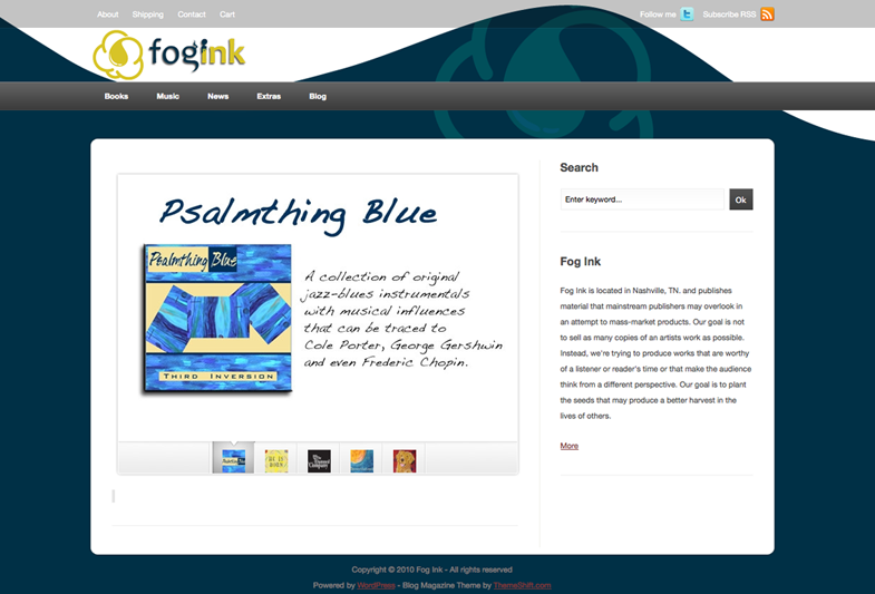 Fog Ink Publishing