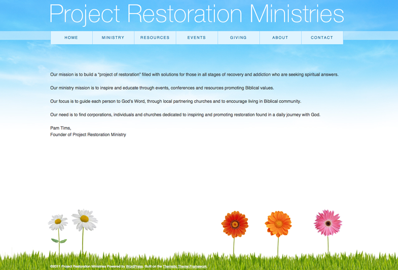 Project Restoration Ministries