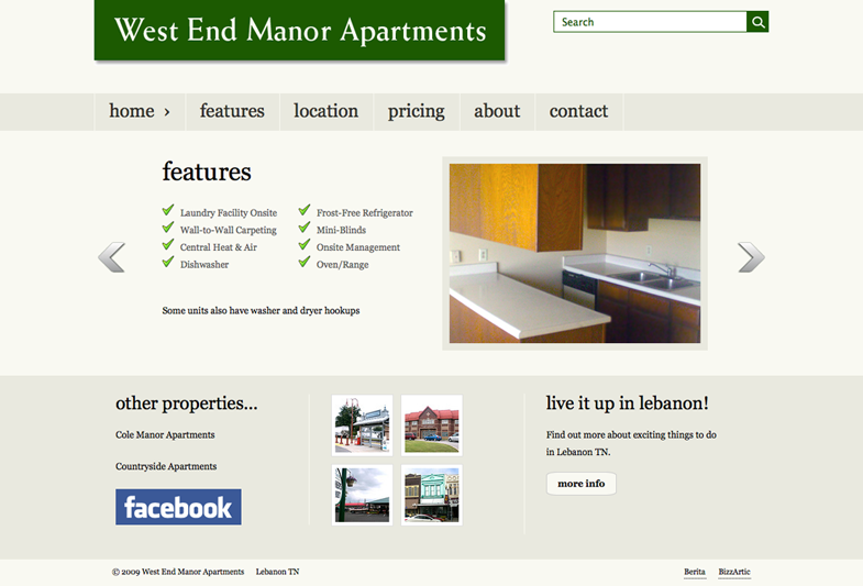 West End Manor Apartments
